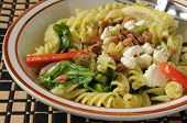 Spinich And Pasta Salad