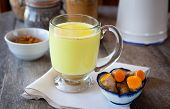 picture of anti  - Golden milk - JPG