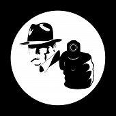 Постер, плакат: Gangster