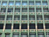 Historic Building Windows poster