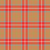 image of kilt  - beautiful textile retro texture pattern for kilt or hipster shirt - JPG