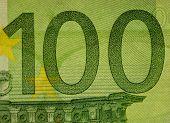 Постер, плакат: Сто евро