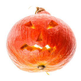 picture of jack-o-laterns-jack-o-latern  - a small Jack - JPG