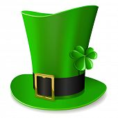 foto of leprechaun hat  - Leprechaun hat  - JPG
