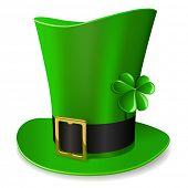 picture of leprechaun hat  - Leprechaun hat  - JPG