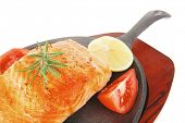 picture of gold panning  - diet healthy food - JPG