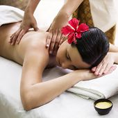 image of spa massage  - Spa treatment - JPG