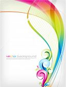 picture of brochure design  - eps10 vector design - JPG