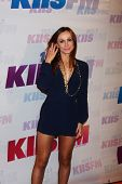 LOS ANGELES - MAY 11:  Karina Smirnoff attends the 2013 Wango Tango concert produced by KIIS-FM at t