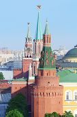 pic of arsenal  - Spasskaya Tower - JPG