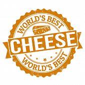 Cheese Stamp
