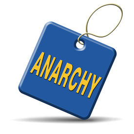 foto of anarchists  - anarchy anarchism anarchist wants revolution is a political philosophy - JPG
