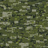 picture of khakis  - Camouflage urban disruptive block khaki seamless pattern - JPG