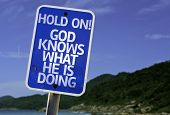 picture of god  - Hold On - JPG