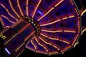 picture of merry-go-round  - Beautiful merry - JPG