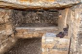 image of catacombs  - Old history Catacombs Odessa Ukraine  - JPG