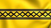 picture of west midlands  - Flag of West Midlands - JPG