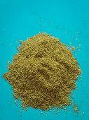 image of moringa  - Vertical photo of moringa powder  - JPG