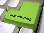 E-Marketing knop