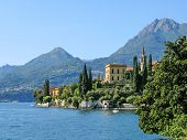 image of villa  - Lake Como from villa Monastero - JPG