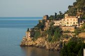 the coast of Amalfi Ravello contrada Marmorata