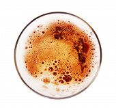 stock photo of transpiration  - Glass of beer - JPG