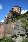 Tower Of Wawel Castle. Krakow. Poland. poster