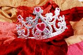 stock photo of beauty pageant  - Royal crown - JPG