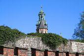Chapel Of Wawel Castle. Krakow. Poland. poster