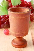 pic of chalice antique  - Chalice with grapes - JPG