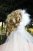 Wedding Hairstyle poster