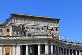 foto of apostolic  - Apostolic Palace - JPG