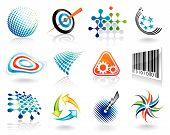 Graphic Symbol poster