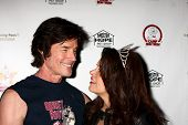 LOS ANGELES - JUN 3:  Ronn Moss, Devin DeVasquez at the Player Concert celebrating Devin DeVasquez 5