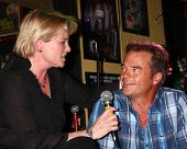 LOS ANGELES - JUN 1:  Judi Evans, Wally Kurth at the Judi Evans Celebrates 30 years in Show Business
