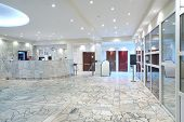 stock photo of reception-area  - Reception area - JPG