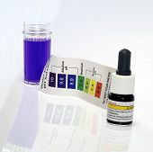 Alkaline water test ph reagent