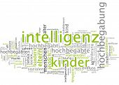 Word cloud -  Intelligence