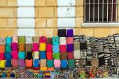 Handicrafts In Cartagena