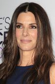 LOS ANGELES - JAN 8:  Sandra Bullock at the People's Choice Awards 2014 - Press Room at Nokia at LA
