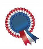 picture of rosettes  - Vector illustration of nice tri - JPG