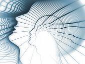 picture of homo-sapiens  - Geometry of Soul series - JPG