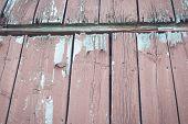 stock photo of tobacco barn  - Close - JPG