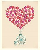 picture of marriage decoration  - vector vintage wedding invitation - JPG