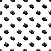 Hand Wash 40 Degrees Celsius Pattern Seamless Repeating For Any Web Design poster
