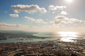 Viana Do Castelo Is A Municipality And Seat Of The District Of Viana Do Castelo In The Norte Region  poster