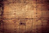 stock photo of woodgrain  - Woodgrain texture for retro - JPG