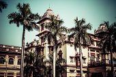 picture of british bombay  - University of Varanasi  - JPG