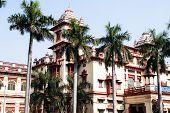 stock photo of british bombay  - University of Varanasi   - JPG