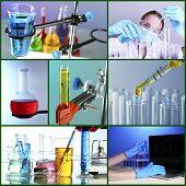 foto of chemistry  - Chemistry concept - JPG